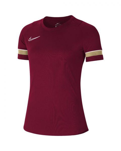 Nike Academy 21 Bordeaux Maillot pour femme