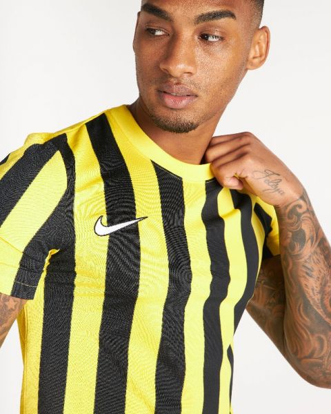 Maillot Nike Striped Division IV pour Homme CW3813