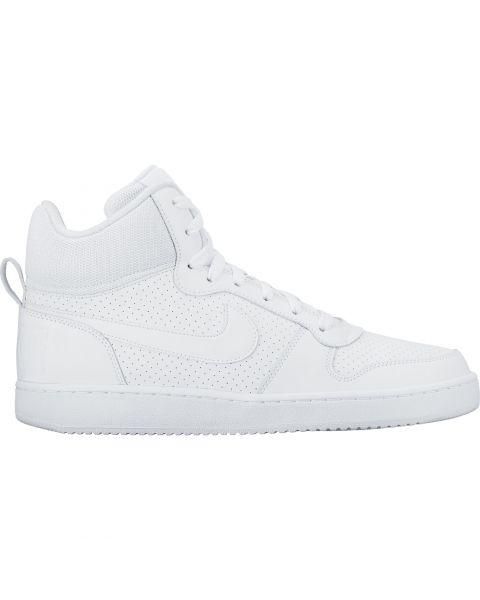 Nike Court Borough Mid Blanc Pour Homme Chaussures pour homme