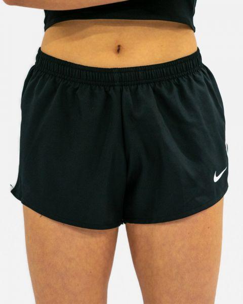 NT0304-010 Short Nike Stock Fast 2 inch Noir pour Femme