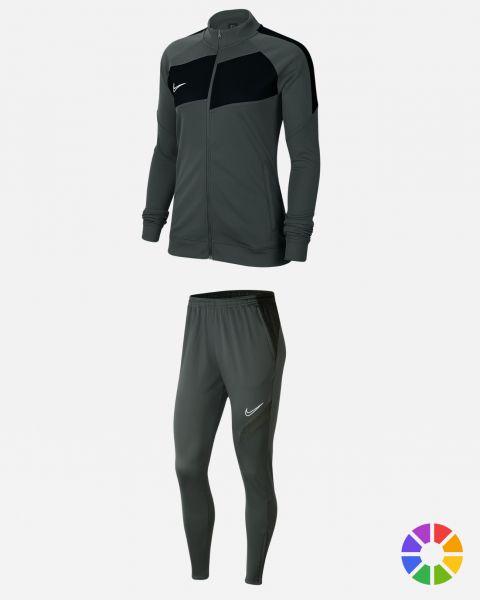 Pack Entrainement Femme Nike Academy Pro maillot, short, chaussettes, veste, pantalon, survetement, parka, sac