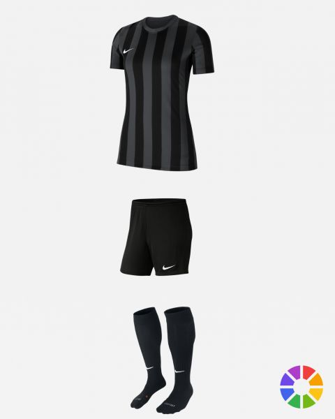 Pack Match Femme Nike Striped Division IV CW3816