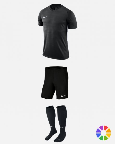 Pack Match Nike Tiempo 894230