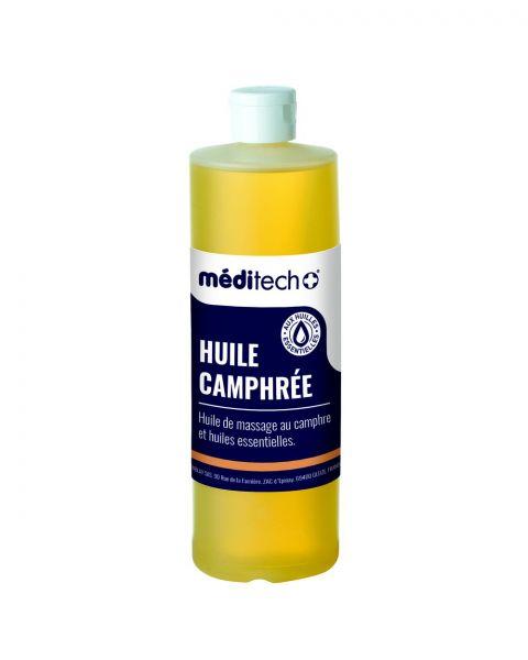 Huile Camphrée pour préparation musculaire 500 ml Tremblay SO1505