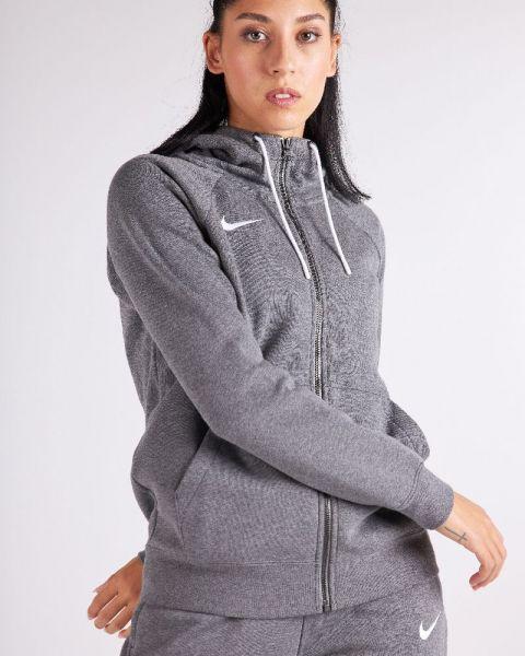 Sweat zippé à capuche Nike Team Club 20 pour Femme CW6955