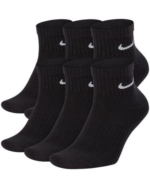 Lot de 6 paires de chaussettes basses Nike Everyday Cushioned SX7669