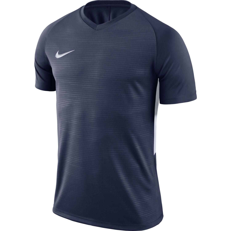 Maillot de football Nike Tiempo manches courtes pour Homme