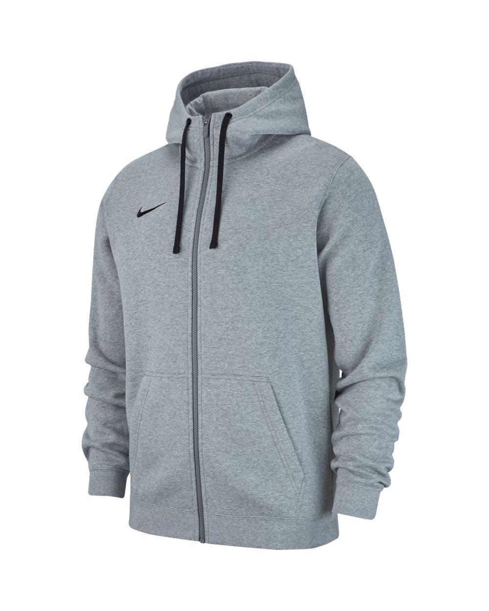 Sweat à Capuche Zippé Nike Team Club 19 pour Homme   EKINSPORT