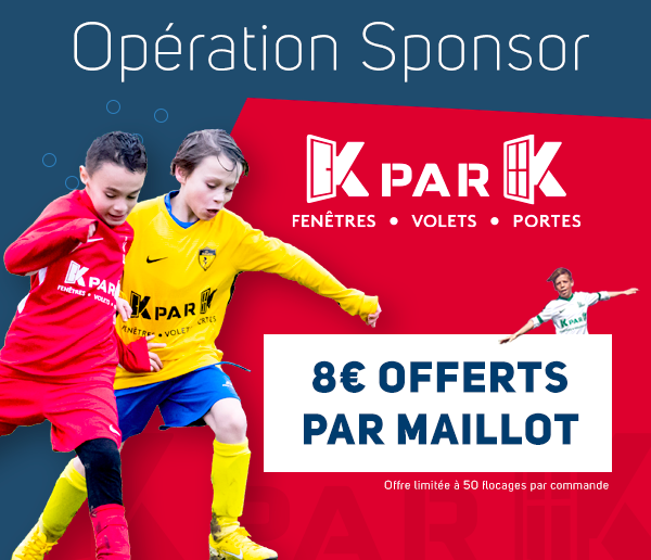 Opération Sponsor KparK