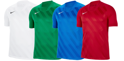Découvrez le col original du maillot Nike Challenge 3