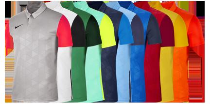 Nouvelles couleurs de manches du maillot Nike Trophy IV