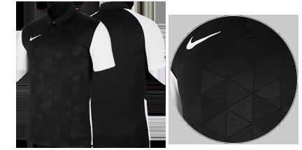 Effet relief du maillot Nike Trophy IV