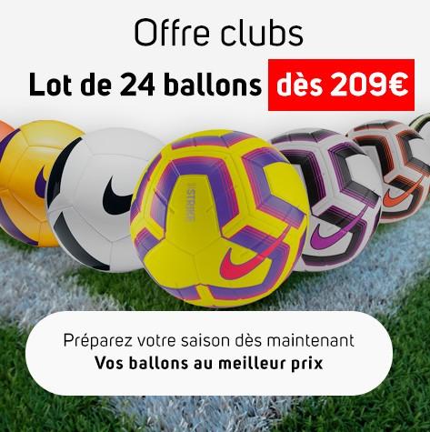 Offre ballons Nike
