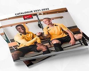 Catalogue Nike - Clubs et associations -