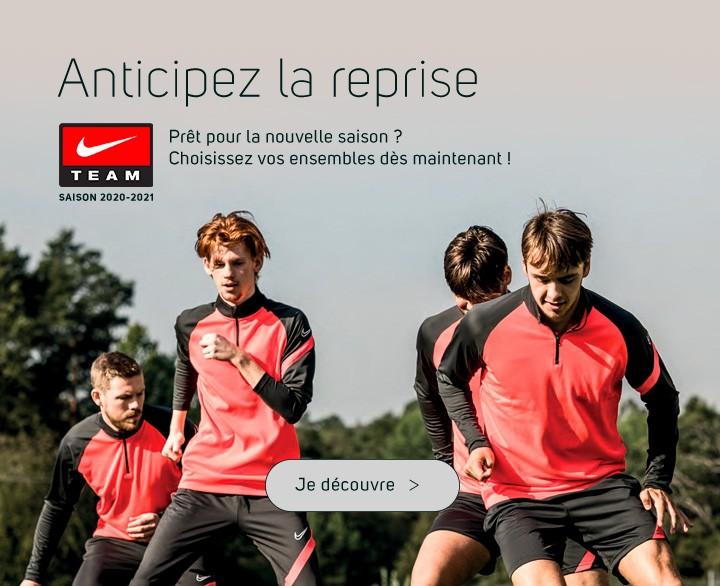 Nouveautés Nike Teamsport 2020-2021