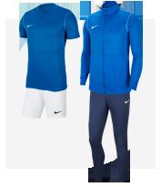Ensemble maillot / short / survêtement
