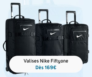 Valise Nike Fiftyone
