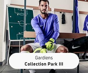 Tenues de gardiens Nike