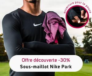Sous-maillot Nike Park