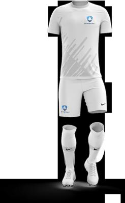 Packs de football Nike pour matchs, entrainements et sorties